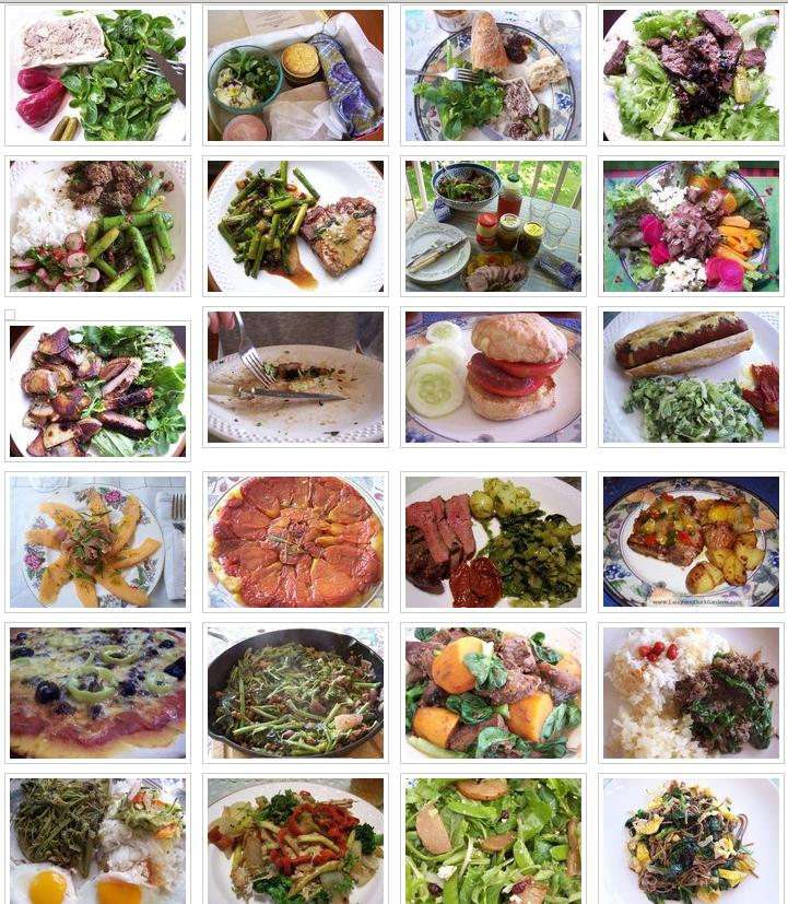 dish-collage