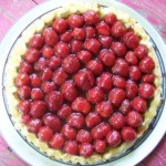 tart, strawberry & rhubarb 007